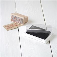 VersaCraft - Black Rubber Stamp
